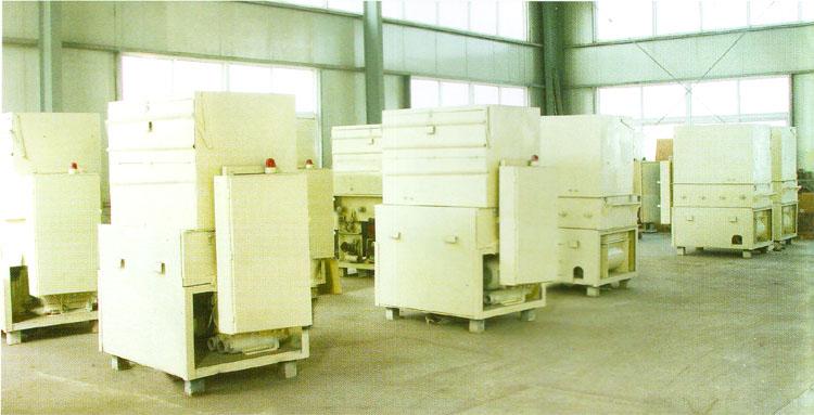 ts-013称重式木质纤维投料机